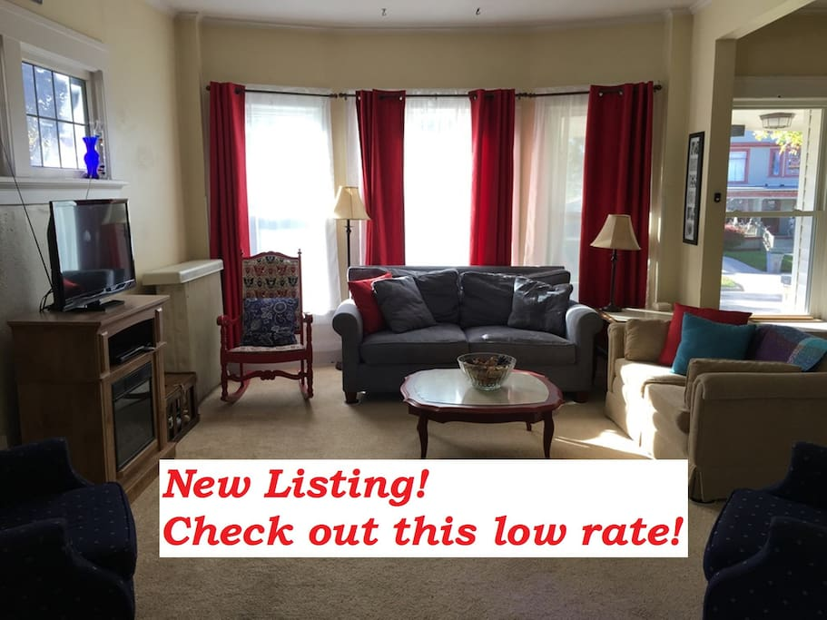 New rental! Reduced rates!
