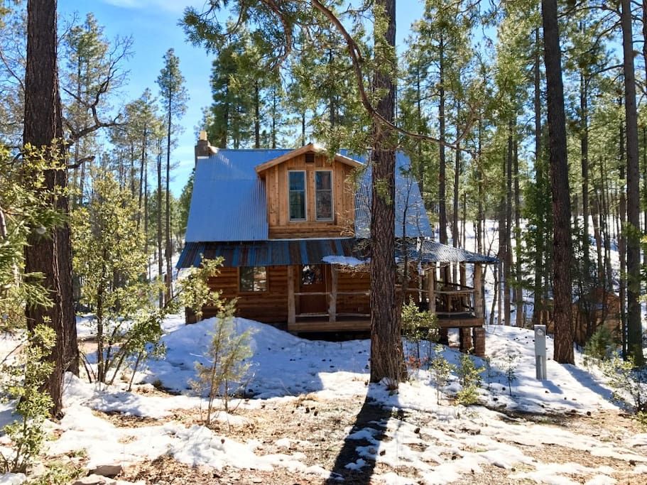 dead mule ranch cabins for rent in payson arizona 87744