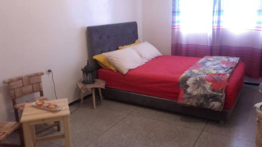 Chambre cozy- centre ville de Rabat