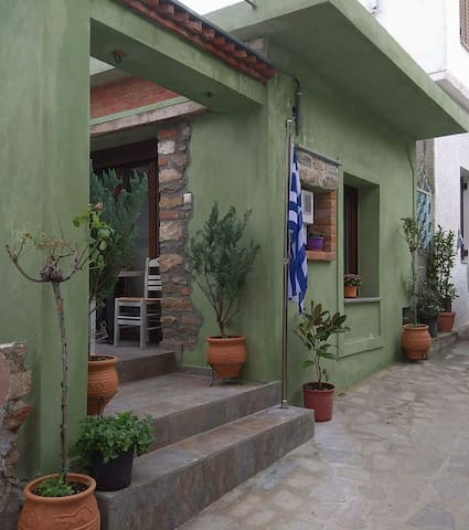 GREEN HOUSE SKIATHOS