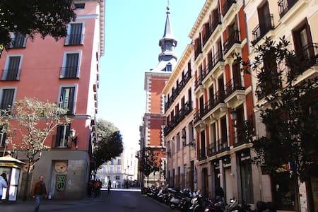 AMAZING attic 15 meters from Plaza Mayor - Madrid - Condominium