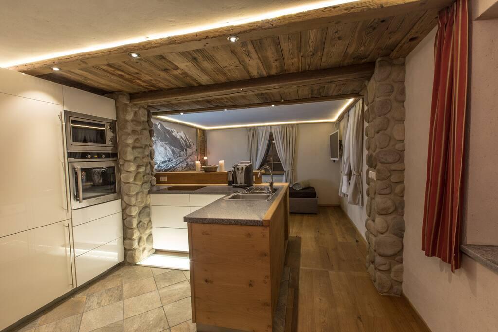 Küche Suite Murmele