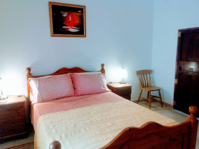 Additional, Comfortable Double Bedroom with plenty of Space .