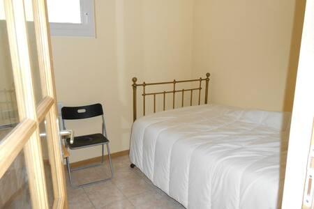 Meublé cuisine-salon, chambre, un canapé lit ,WIFI