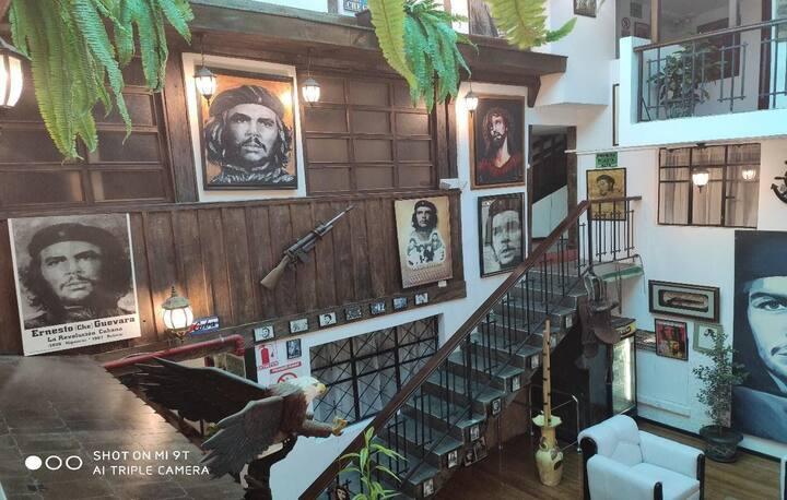 Casa acogedora y confortable