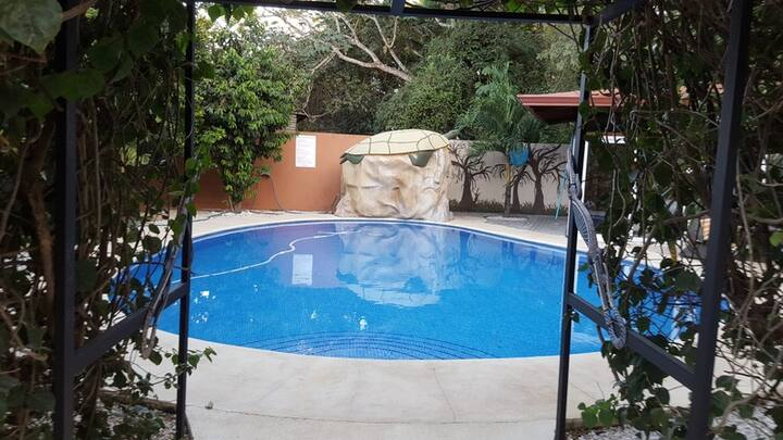 Tamarindo Flamingo Beaches- Pool, W/D Massage Chr