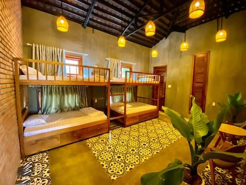 Dorm 4-bedrooms - Paksong Farmstay - Pleiku City