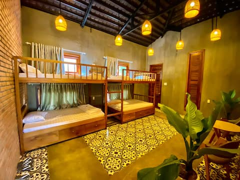 FULL Dorm 4-bedrooms - Paksong Farmstay - Pleiku