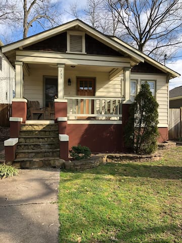 House on a dead end /walking Distance to Marta.