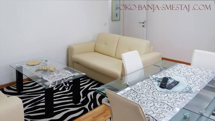 Apartment Fani, Sokobanja