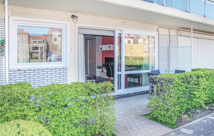 Stunning home in Blankenberge with WiFi and 0 Bedrooms