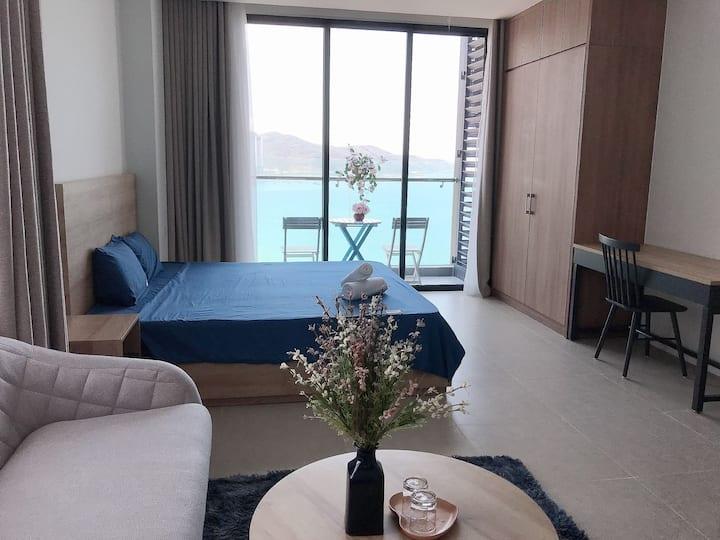 Scenia family apartment bay ocean view