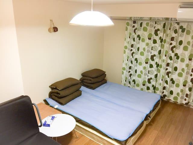 #1213Akachanhonpo OsakaHonmachi 心斎橋筋商店街 - Chūō-ku, Ōsaka-shi - Apartment