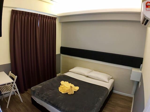 Room near train station Kepong Kuala Lumpur静思堂马来西亚
