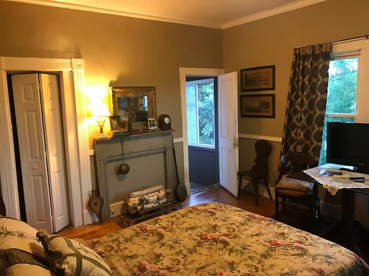 Room in Victorian House