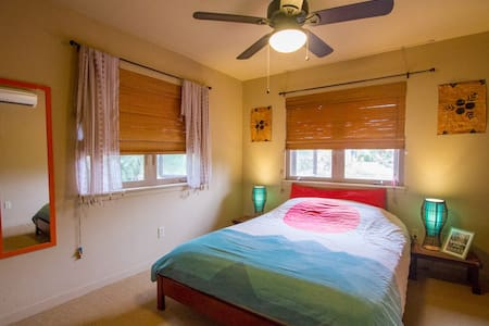 Cute & Clean Room by the Beach - Kailua-Kona - Hus