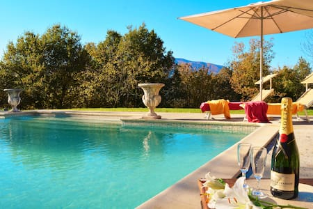 Luxury rooms in Tuscany - Castelnuovo di Garfagnana - Bed & Breakfast