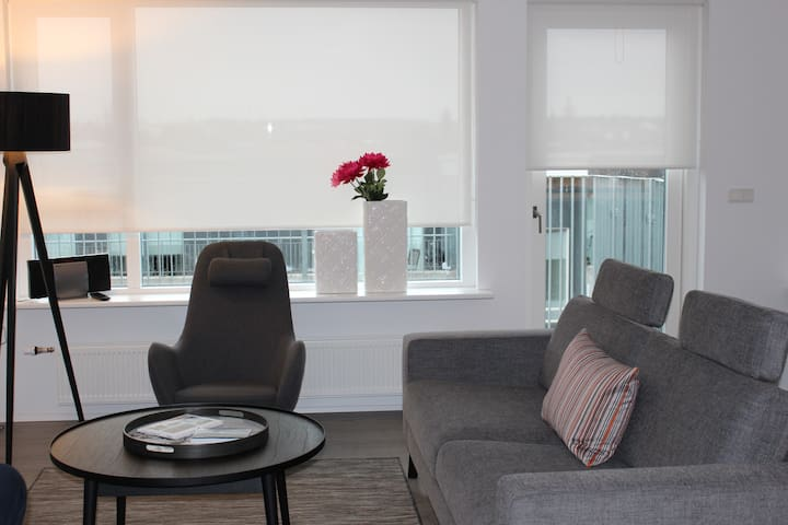Fantastic two bedroom apartment central Reykjavik