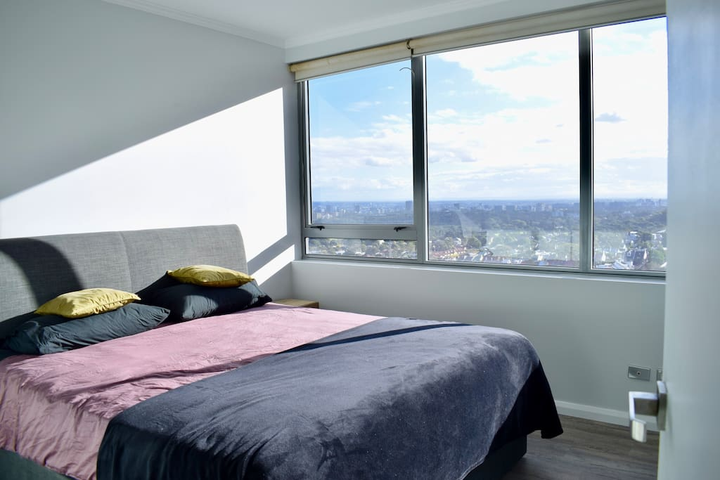 Spectacular Views from the Bedroom