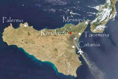 sicily,sea,etna,biking,good food!!! - Randazzo