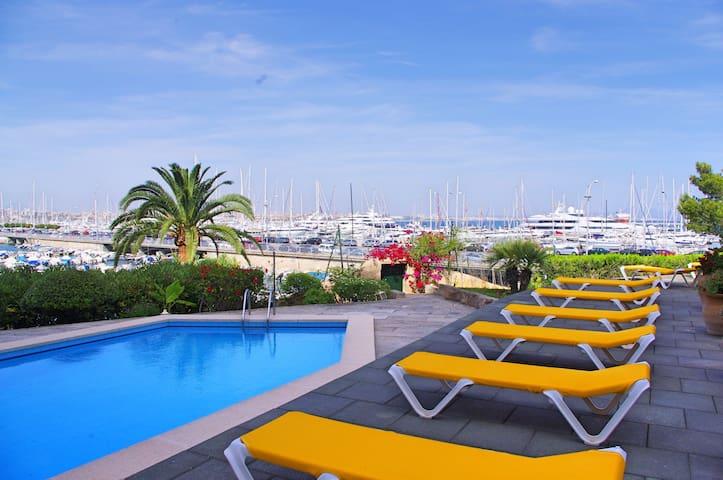 Great location in Palma. Pool - Palma de Mallorca - Apartemen