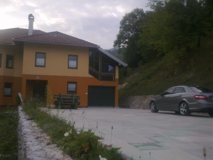 Villa in Fojnica