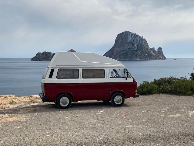 Ibiza camper T3 Kari