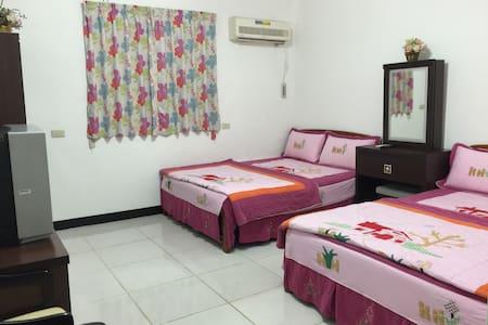溫馨四人房 - Hengchun Township - Guesthouse