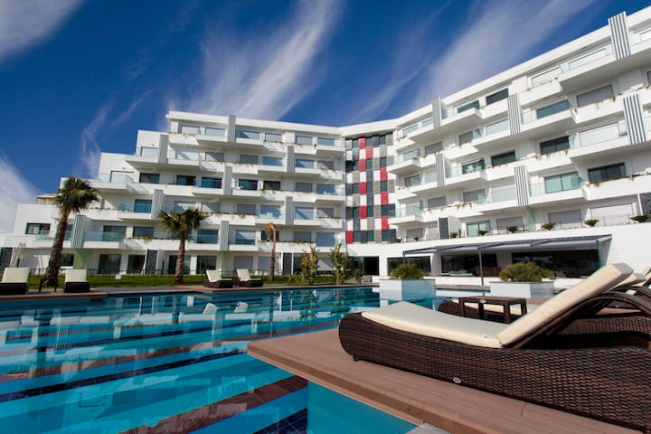 Award winning Qspa resort apartment 1 bedroom