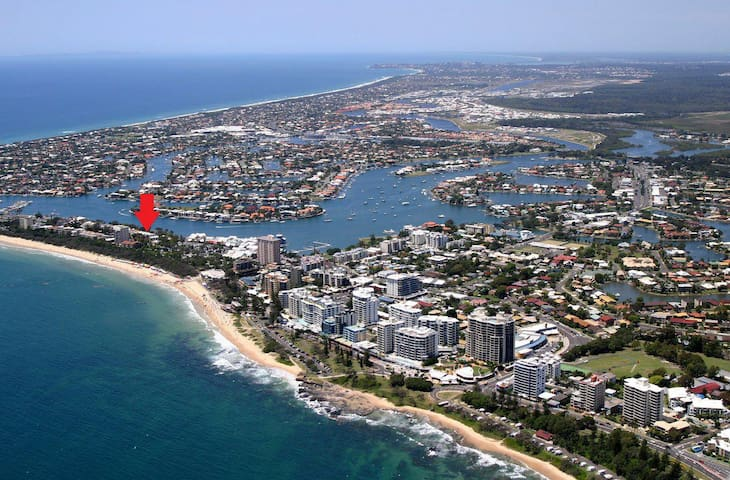 Maui 6 - 2 Bedroom Apartment in the Heart of Mooloolaba