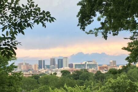 Scenic View of Birmingham