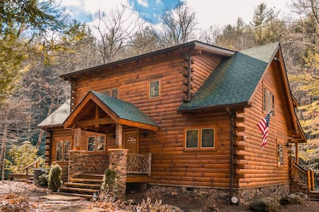 Whitewater Mountain Log Cabin
