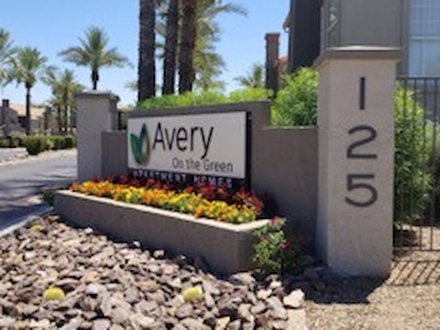 Vacation rental at Avery On The Green