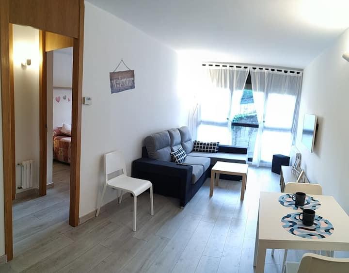 Precioso apartamento recién reformado