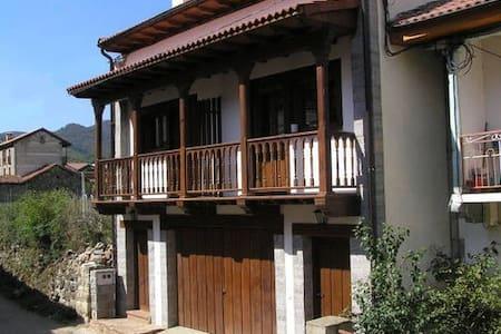 Casa Bermeja Nº2.Ruta del Cares.Picos de Europa - Soto de Valdeón