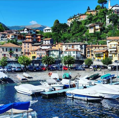 Appartamento nel centro storico di Argegno (Como)