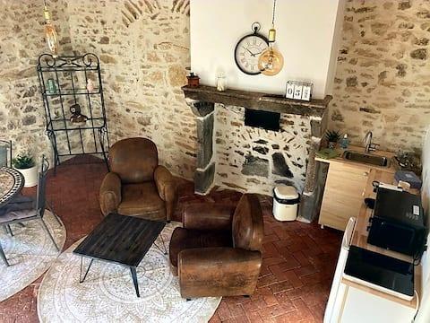 Gite romantique dans ancienne maison  vigneronne