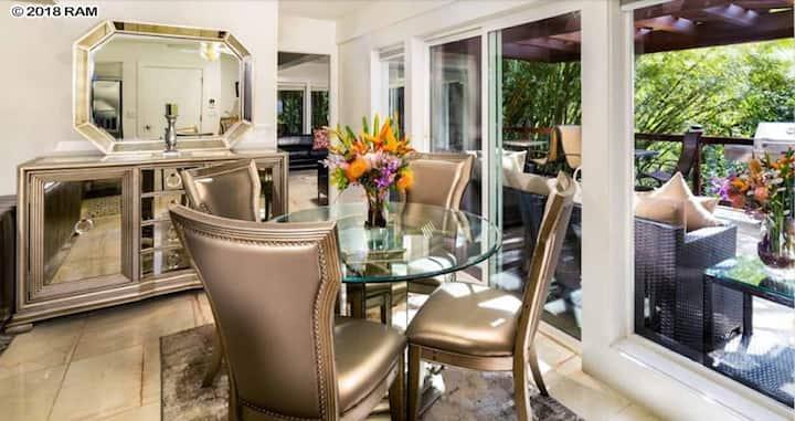 Contemporary & Spacious+ Designer Furniture+Views!