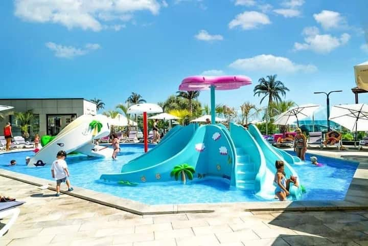 Apartament Lylu de lux acces gratuit piscine spa