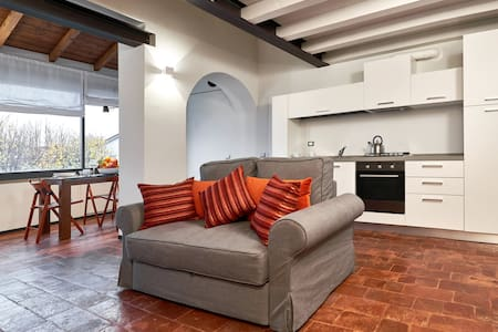 SUPER DESIGN STUDIO - TOP LOCATION - UPPER BERGAMO - Bergamo - Loft