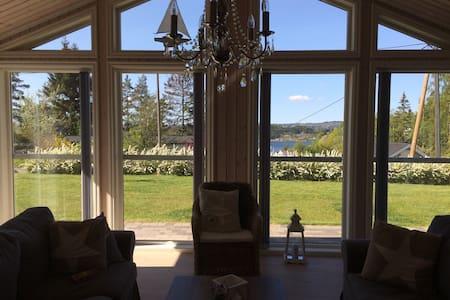 Beautiful property close to beaches - Sande i Vestfold - Haus