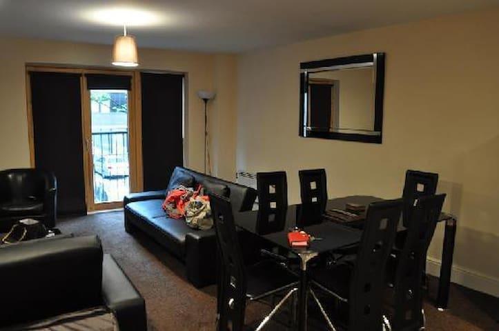 Nice apartment in Manchester - Manchester - Apartamento
