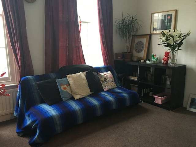 Let me take you through a virtual tour of my flat...
