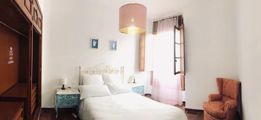 Удобная квартира в центре Малаги