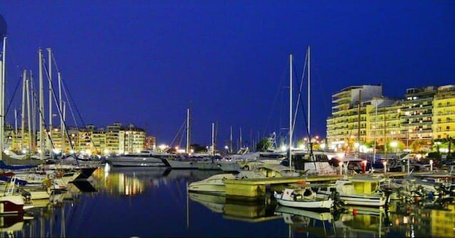 apartment piraeus / Διαμερισμα πειραιας πασαλιμανι