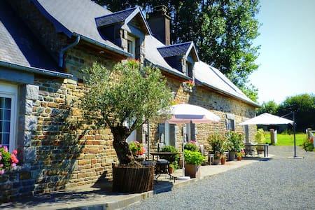 B&B hôtel au Franc Mont St Michel/Plages débarquem - Fleury - Oda + Kahvaltı