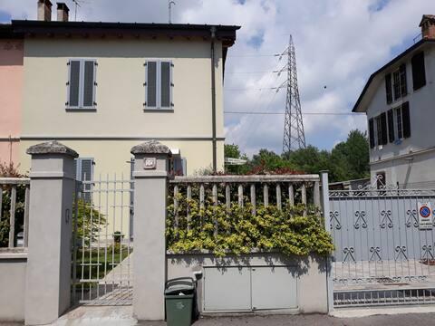 Appartamento privato in villa Bifamiliare