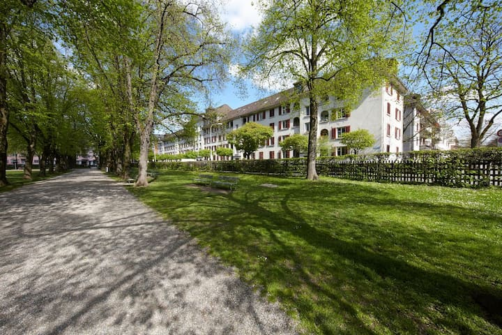 THE place to be, 2-room-apartment - Zürich - Appartement