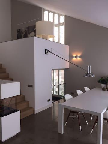 Luxe en modern huis dichtbij Arnhem - Huissen