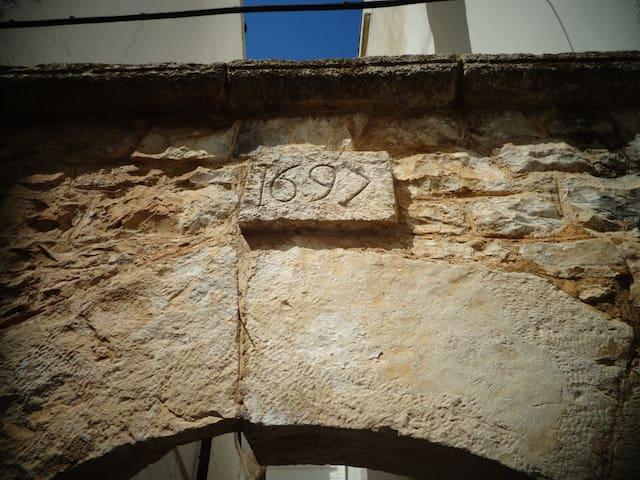 Il vicolo 1697 casa seicentesca c.s - Locorotondo - Talo